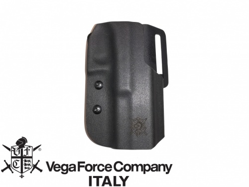FONDINA KIDEX GLOCK 17 BLACK RIGHT