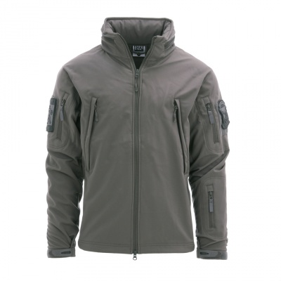SOFT SHELL JACKET GREY